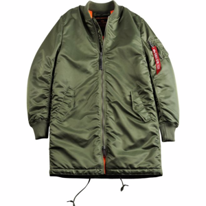 Alpha Industries Bunda  MA-1 Coat šalvějová M
