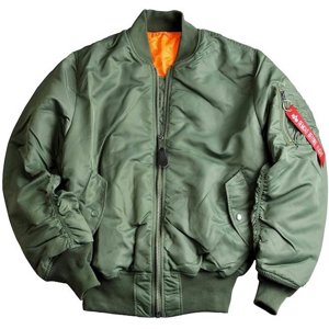 Alpha Industries Bunda  MA-1 šalvějová 4XL