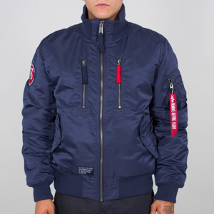 Alpha Industries Bunda  RBF Jacket new navy M