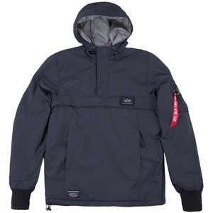 Alpha Industries Bunda  WP Anorak rep. modrá S