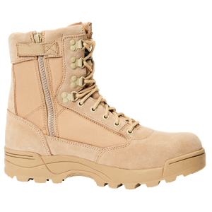 Brandit Boty Tactical Boot ZIPPER camel 41 [07]