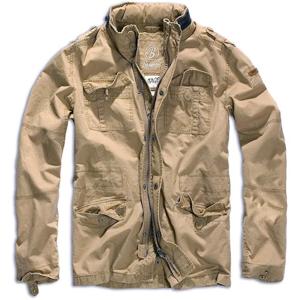 Brandit Bunda Britannia Jacket camel L