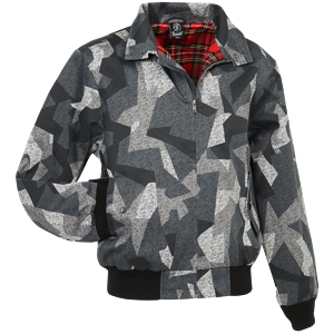 Brandit Bunda Lord Canterbury nightcamo digital XXL