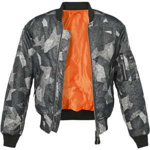 Brandit Bunda MA1 Bomber Jacket nightcamo digital XL