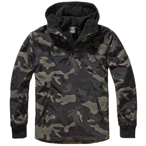 Brandit Bunda Windbreaker Luke darkcamo 5XL