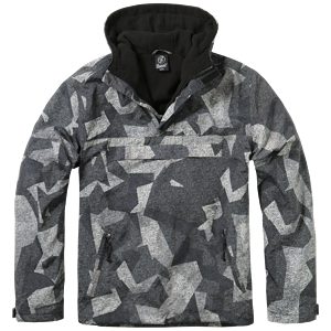 Brandit Bunda Windbreaker nightcamo digital XXL