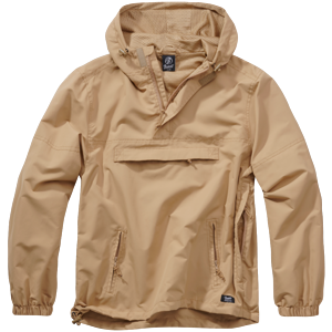 Brandit Bunda Windbreaker Summer camel M