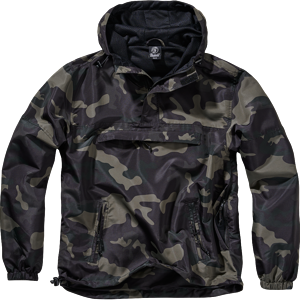 Brandit Bunda Windbreaker Summer darkcamo 4XL