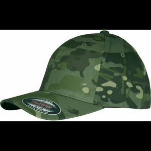 Brandit Čepice Baseball Cap Flexfit Multicam® multicam tropic S/M
