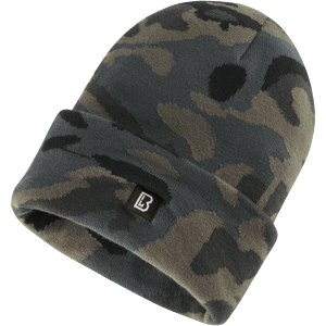 Brandit Čepice Watch Cap Rack darkcamo