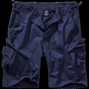Brandit Kalhoty krátké BDU Ripstop Shorts navy S