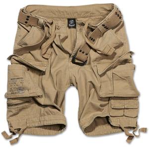 Brandit Kalhoty krátké Savage Vintage Shorts béžové 3XL