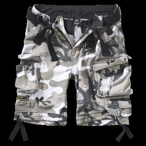 Brandit Kalhoty krátké Savage Vintage Shorts metro L