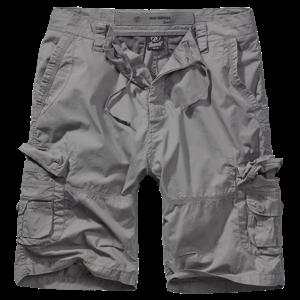 Brandit Kalhoty krátké Ty Shorts charcoal grey 5XL