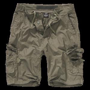 Brandit Kalhoty krátké Ty Shorts olivová S