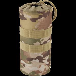 Brandit Obal na láhev Bottle Holder I tactical camo