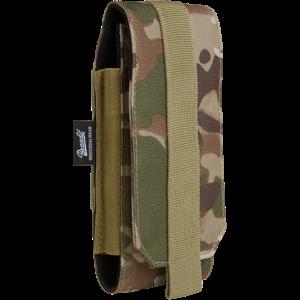 Brandit Pouzdro Molle Phone Pouch large tactical camo