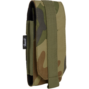 Brandit Pouzdro Molle Phone Pouch large woodland
