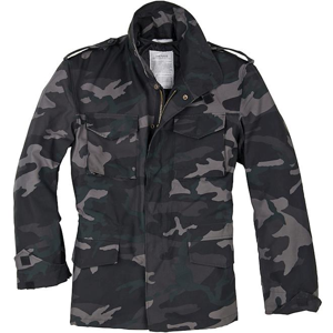 Bunda M65 Feldjacket blackcamo S