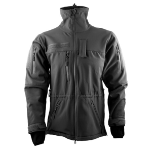 Bunda Softshell High Defence černá 3XL