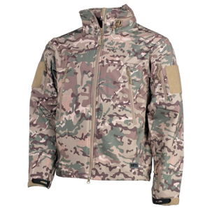 Bunda Softshell Scorpion operation camo S