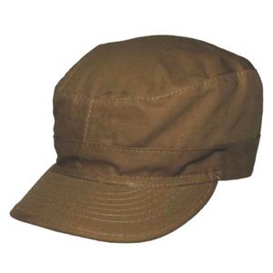 Čepice US Field Cap okrová M [56-57]