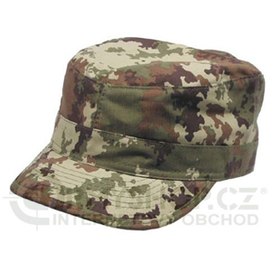 Čepice US Field Cap vegetato XXL [62-63]