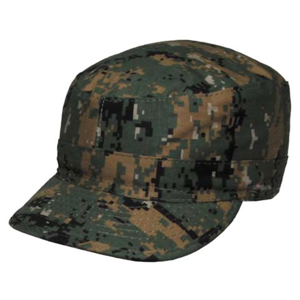 Čepice US Field Cap woodland digital M [56-57]
