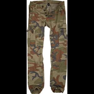 Kalhoty Bad Boys Pants olivové L