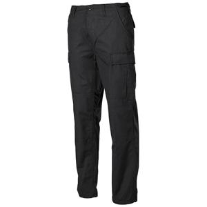 Kalhoty BDU-RipStop černé S