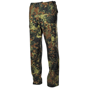 Kalhoty BDU-RipStop flecktarn 3XL