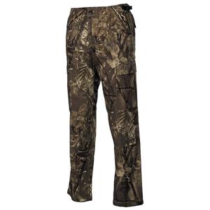 Kalhoty BDU-RipStop lovecká camo hnědá L