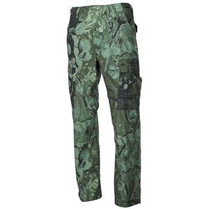 Kalhoty BDU-RipStop lovecká camo zelená S