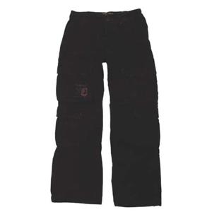 Kalhoty Defense černé M
