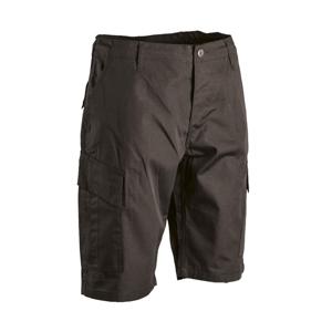 Kalhoty krátké ACU Ripstop černé M