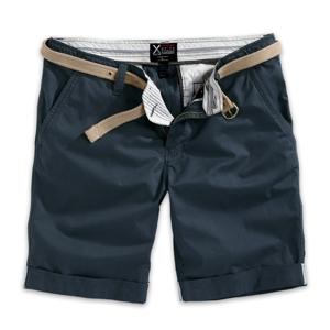 Kalhoty krátké Xylontum Chino Shorts modré XXL