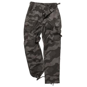 Kalhoty US Ranger typ BDU splinternight M