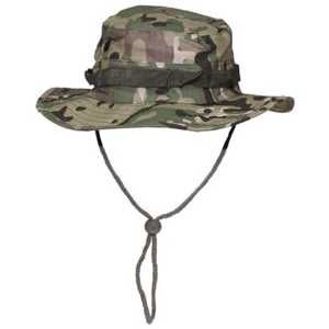 Klobouk Jungle (RipStop) operation camo M - 58