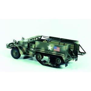 Model 1:24: Halftrack M3 Tunis