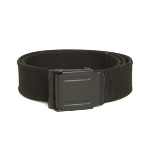 Opasek kalhotový SAFETY 40 mm černý 120