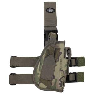 Pouzdro na zbraň - stehenní Import 1 PRAVÉ operation camo