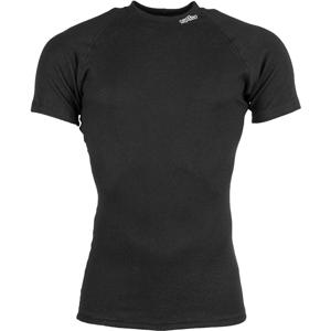 Prádlo Termo Duo - triko krátký rukáv černé L