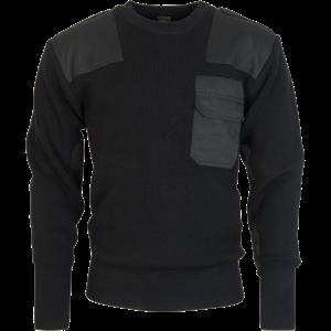 Pulovr BW Commando černý 60