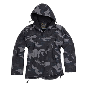 Surplus Bunda Windbreaker blackcamo XL
