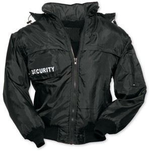 Surplus Bundovesta Security Blouson černá S
