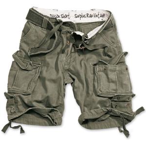 Surplus Kalhoty krátké Division Shorts olivové 4XL