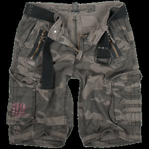 Surplus Kalhoty krátké Royal Shorts royalcamo XXL