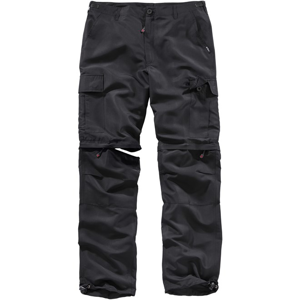 Surplus Kalhoty Outdoor Trousers Quickdry černé 4XL