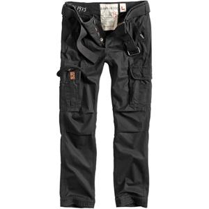 Surplus Kalhoty Premium Slimmy černé M