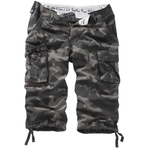 Surplus Kalhoty Trooper Legend 3/4 blackcamo M